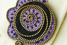 Diy Accessories - Brooches, pins, rings
