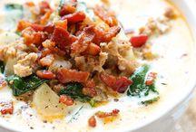 Olive Garden Toscana Zuppa / Soup