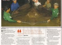 Fishsiam Thailand Fishing news / Magazines books and newspapers featuring Thailand fishing news from Fishsiam Ltd