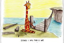 Giraffe motivations