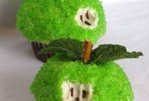 Guilty pleasures / Apple cupcakes