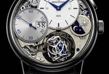 Watches: JAEGER LECOULTRE