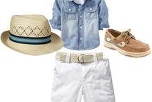 Gracie's summer fashion /