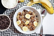 Breakfast Recipes / Healthy recipes to start the day