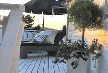 garden / terrage