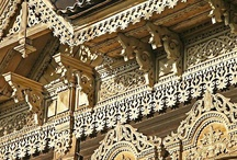 Architecture and fine details