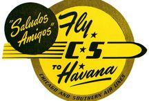 Label Aviation Luggage