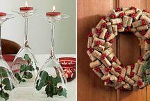Decorações para o Natal/ Christmas decoration