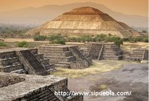 Teotihuacan - City of Gods.