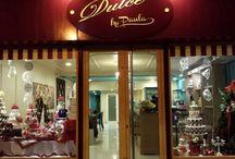 Shop window Dulce by Paula