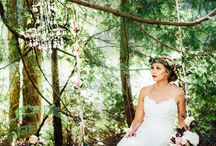 Weddings in the Woods at Gold Mountain Golf Club