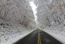 Wonderful Winter / Landscapes and creative inspiration for the most wonderful time of the year