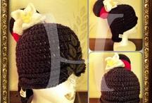 Crochet - Hats, Headbands Etc. / by Rebecca Emery