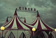 lit: the night circus / opens at nighfall, closes at dawn