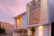 Modern házak