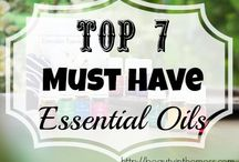 Essential oils / by Lauren Zettler