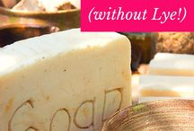 Soaps / Lotions / Lip Scrubs / Body Butters