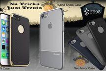 NEW IPHONE 7/7 PLUS CASES!