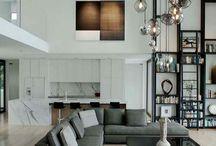interesting interiors / furniture etc.