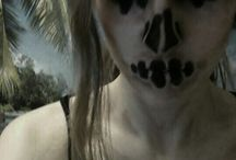 my own facepaint creations