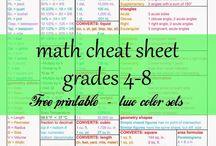 Homeschool-Math / by Gina Simcox