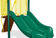 Freestanding Play / Freestanding events provide the opportunity to add fun to smaller spaces and to update your playground with minimal expense. Adding freestanding equipment can re-energize a playground and get kids of any age excited about outdoor play again. Choose from motion components, climbers, and freestanding slides and watch your playground come to life.