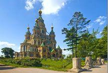Соборы, храмы, церкви