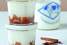 Yaourts et desserts lactés