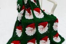 χριστουγεννιάτικα/ christmas crochet