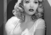 vintage blonde