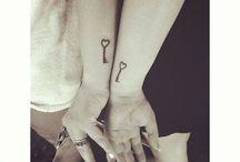 Tetování o přátelství