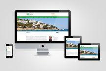 Websites uit Almere / Websites uit Almere die gemaakt zijn door Templatefabriek