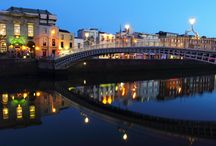 Dublin, Ireland Travel Guide / Travel guide to Dublin, Ireland: Learn about the history of Dublin, where to go for nightlife, where to eat and find the best restaurants, how to find the cheapest flights and what airports to fly into, travel tips, what times of the year are the best to travel, what part of town to find the best hotels in and what attractions you should visit while on holiday. To learn more visit http://simplyholidaydeals.co.uk/cheap-holidays/europe/dublin/