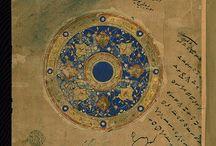 Art ottoman
