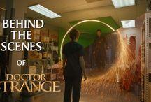 Doctor Strange: Behind the scenes