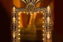 Art Deco prom