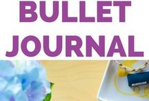 Bullet Journal* / All things bullet journal layouts, bujo collection lists, bullet journaling, bullet journal page layout ideas, weekly and monthly spreads