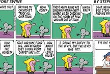 Pearls before Swine(I've dropped all pretenses now)