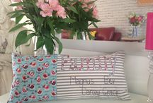 Cushions I have made xx
