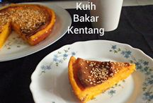 Asian Kuih / Bite size snacks/desserts from  Asian countries