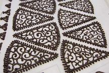 decorativos chocolata