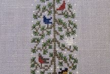 Needles and Threads / Cross stitch