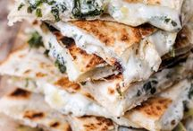 Ideas para Quesadillas
