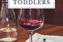 Wine tasting with kids! (really)