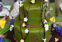 Specialty Cakes / All of our specialty cakes are custom made and designed to perfection to fit your celebration!