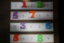 Number Play - Preschool Activities / Learning numbers the fun way - Toddler and Preschool friendly activities