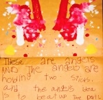 Children Write: Angels / From the Marion Nordberg Collection posted by the From LtoJ Consulting Group, Inc. www.LBELLJ.com