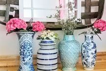 Awesome Vases - Sherries Finds / Awesome Blue Vase Finds