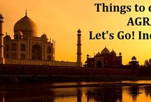 Things to do in Agra / Read blog on Things to do in Agra http://letsgoindiatours.blogspot.in/2016/03/things-to-do-in-agra.html