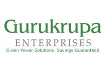 Gurukrupa Enterprises Logo / Green Power Solution Provider